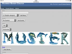 Rummah Arts Calligraphy Print
